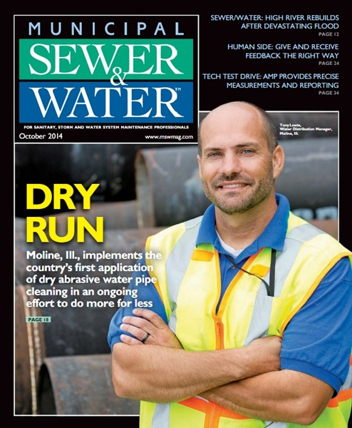 Municipal Sewer and Water Cover